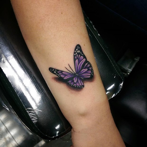 43 Amazing 3D Tattoo Designs For Girls Ideas And Designs