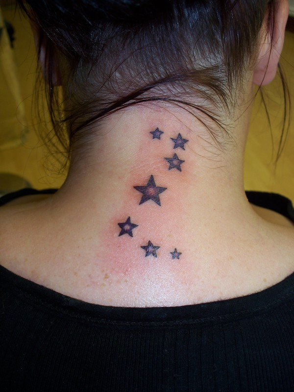 25 Refreshing Star Tattoos Designs Pictures Sheideas Ideas And Designs