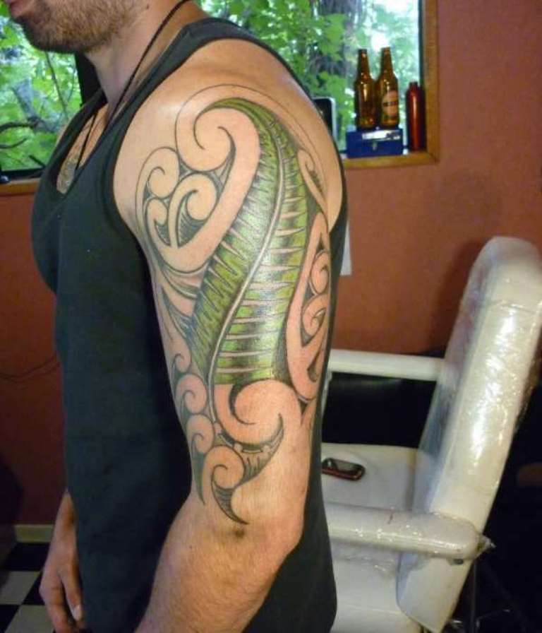 20 Fern Tattoos Tattoofanblog Ideas And Designs