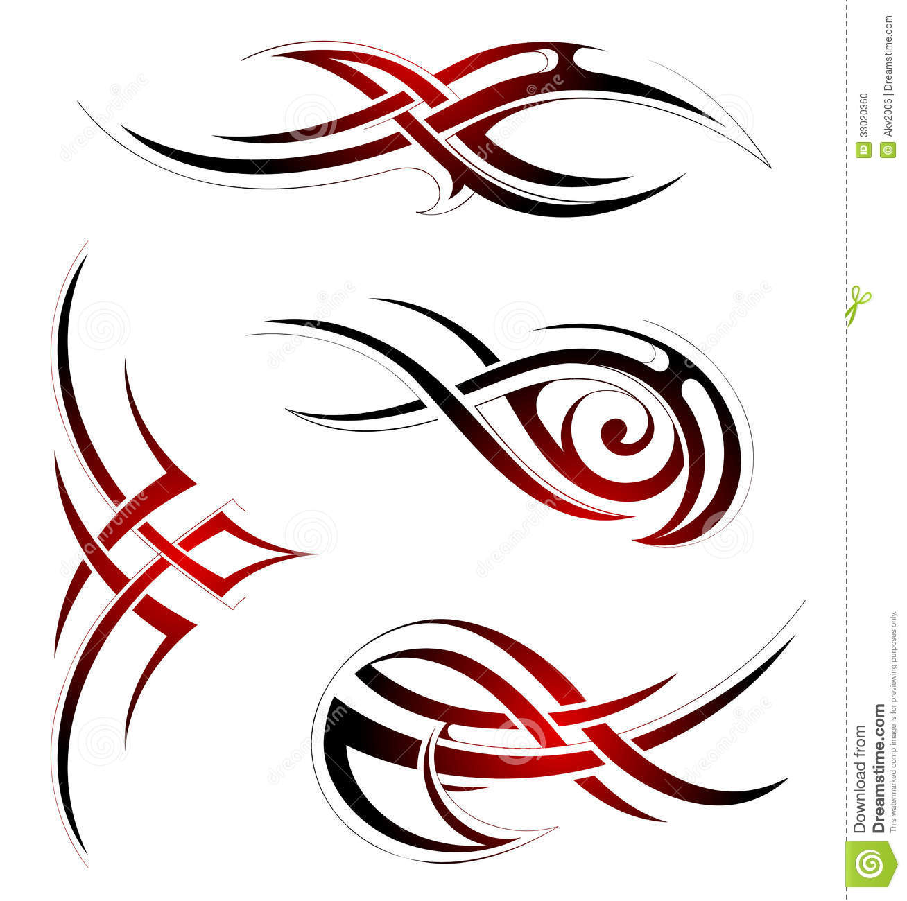 Tribal Art Stock Vector Illustration Of Swirls Style Ideas And Designs