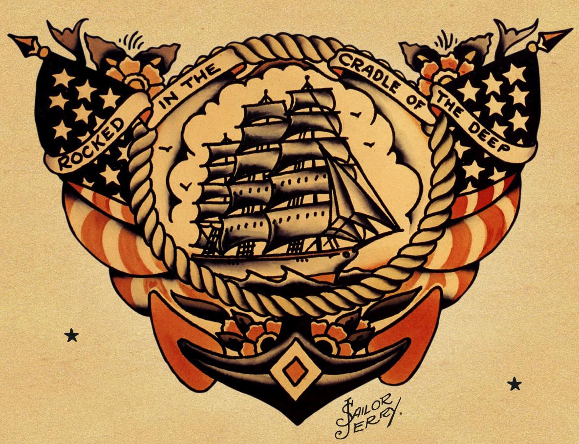 War Culture – Maritime Tattoos Military History Monthly Ideas And Designs