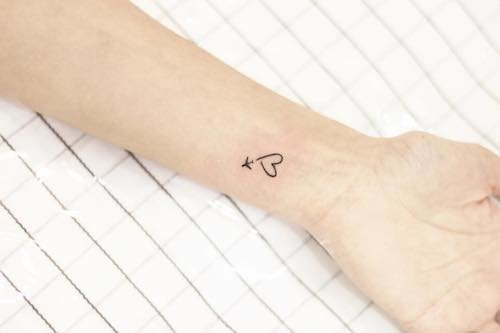 69 Mini Tattoo Ideas With Meanings Revealed For 2018 Ideas And Designs