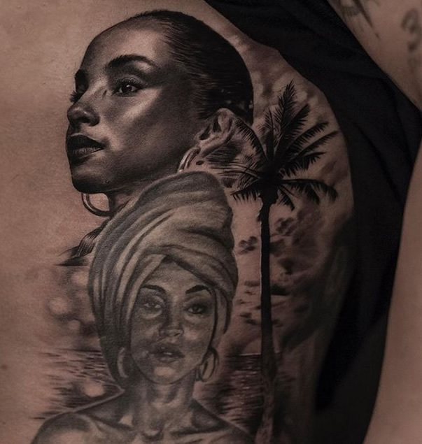 Fan Love Have You Seen Drake S New Tattoo Of Lil Wayne Ideas And Designs