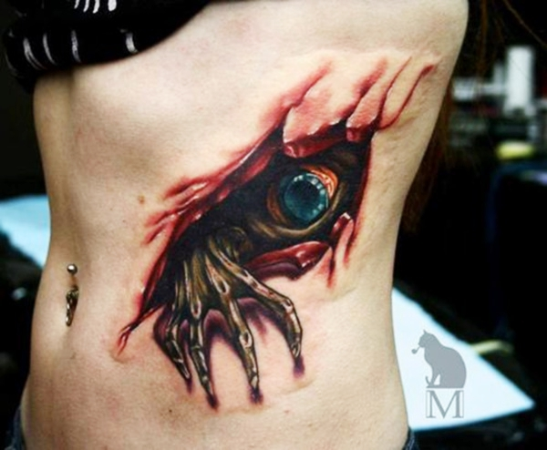 155 Realistic 3D Tattoo Designs To Stay Unique Ideas And Designs