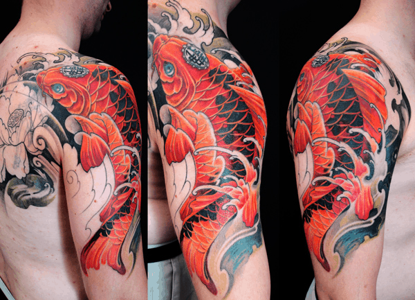 Asian Colour Archives Chronic Ink Ideas And Designs