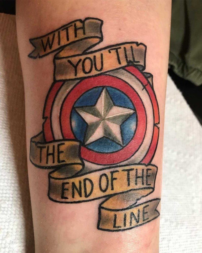 Shield Tattoo Ideas That Will Make You Feel Safer Ideas And Designs