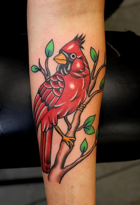 Cardinal Tattoos Designs Ideas And Meaning Tattoos For You Ideas And Designs