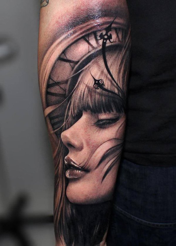 35 Awe Inspiring 3D Tattoo Designs Ideas And Designs