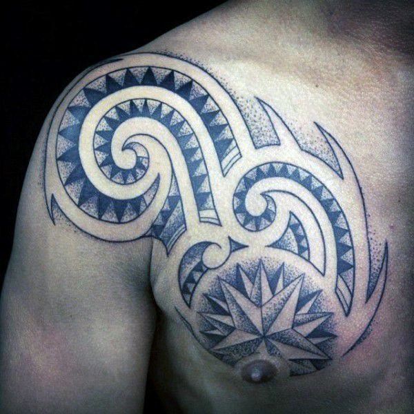 155 Cool Star Tattoos For Men Women Wild Tattoo Art Ideas And Designs