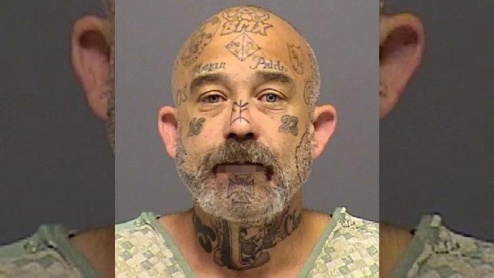 Man Covered In *Ry*N Pride Anti Law Enforcement Tattoos Ideas And Designs