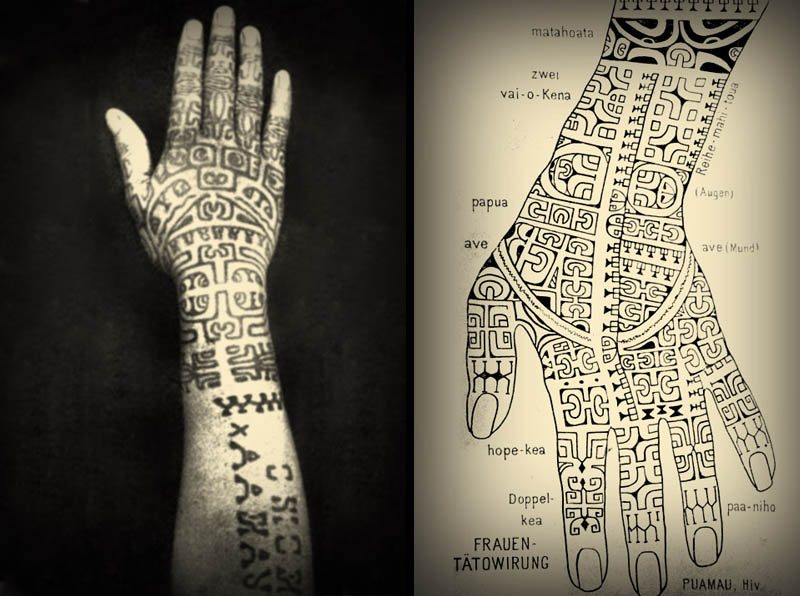Embodied Symbols Of The South Seas Tattoo In Polynesia Ideas And Designs