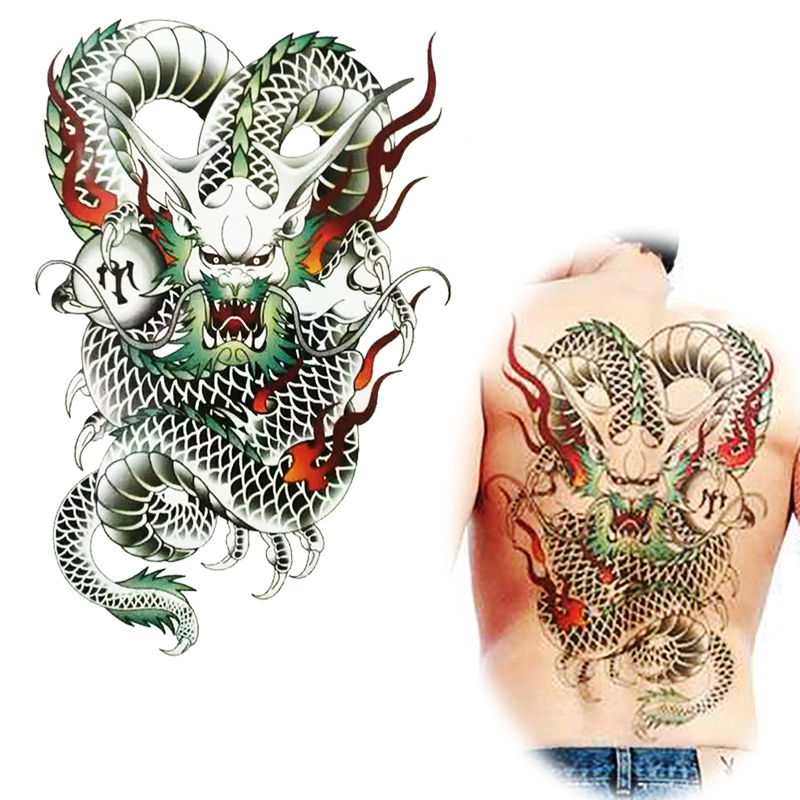 Aliexpress Com Buy Chinese Dragon Tattoo Design Large Ideas And Designs
