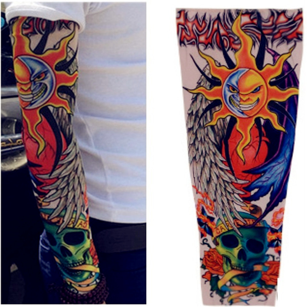 Arm Sleeve Arm Tattoo Cover Up Sleeves N*D* Concealer Ideas And Designs