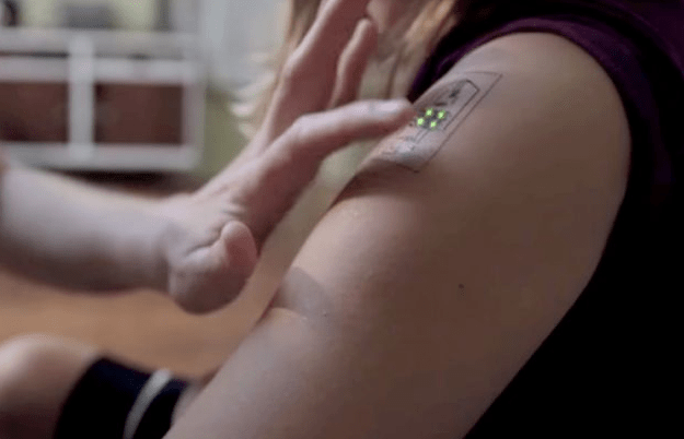 Biometric Tattoos The Next Step In Wearable Technology Ideas And Designs