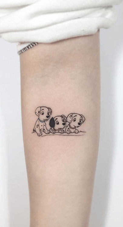 75 More Small Tattoo Ideas From Playground Tattoo Crestfox Ideas And Designs
