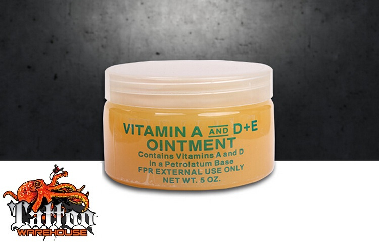 Vitamin A D E Ointment For Tattoos Tattoo Warehouse Ltd Ideas And Designs