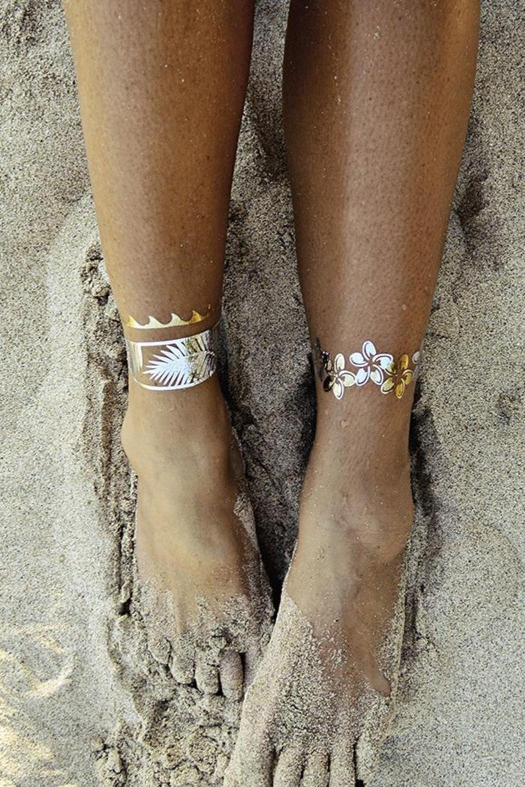 Flash Tattoos Goldfish Kiss From Sandestin Golf And Beach Ideas And Designs
