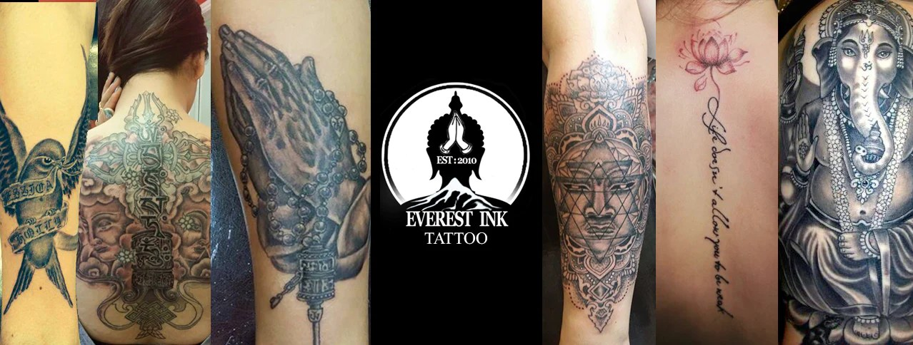 Everest Ink Tattoo Ideas And Designs