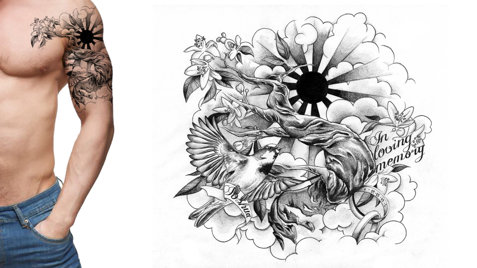 Design Your Dream Tattoo Online Custom Tattoo Design Ideas And Designs