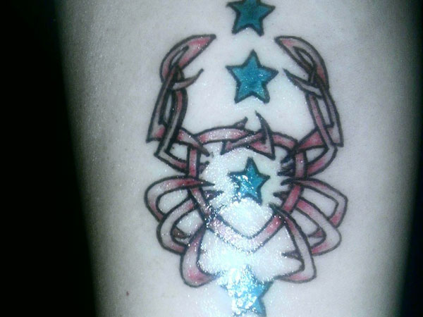 Cancer Tattoos 35 Phenomenal Zodiac Symbol Designs Ideas And Designs