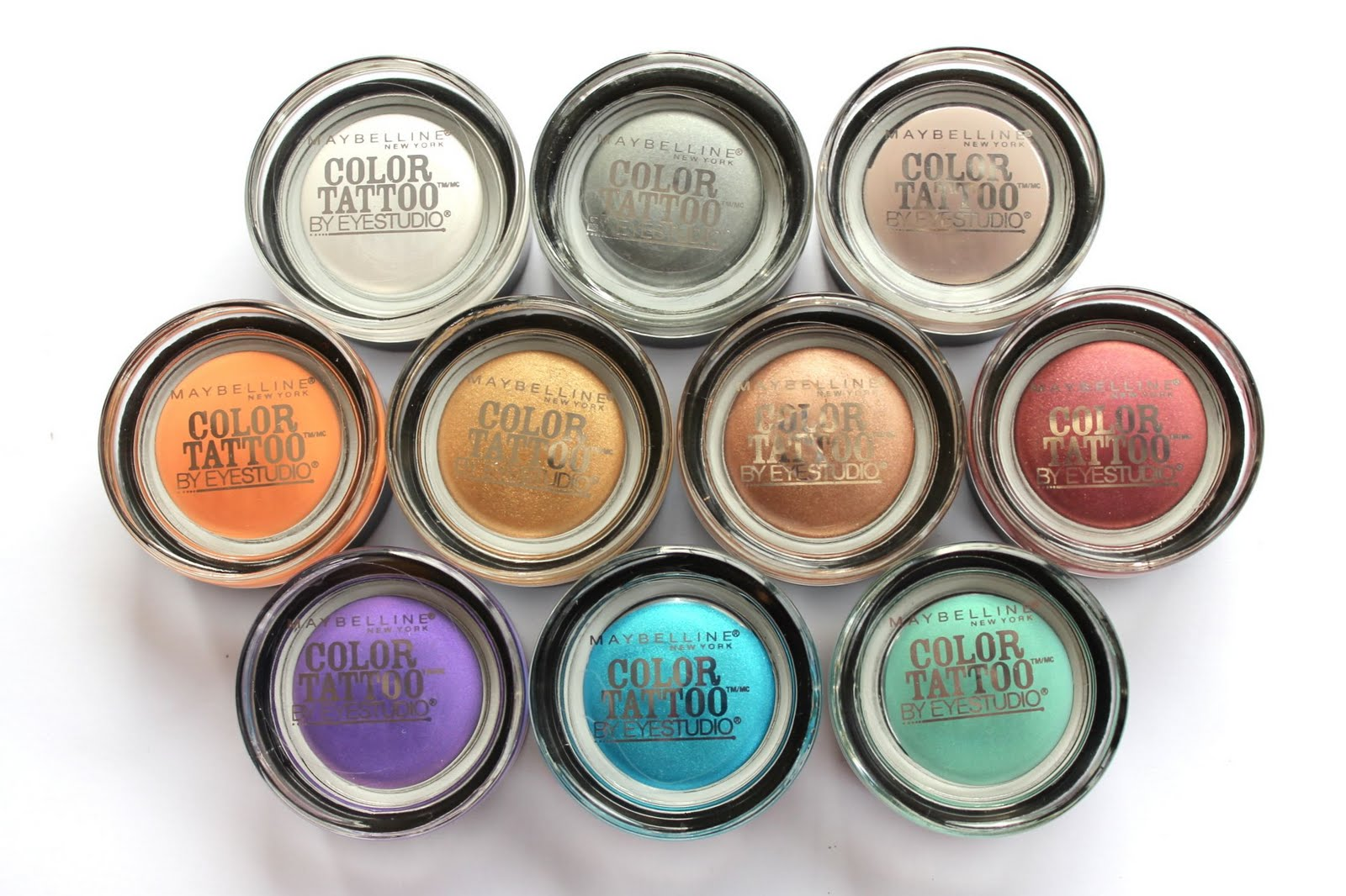 Does Maybelline Color Tattoo Eyeshadow Really Last 24 Ideas And Designs