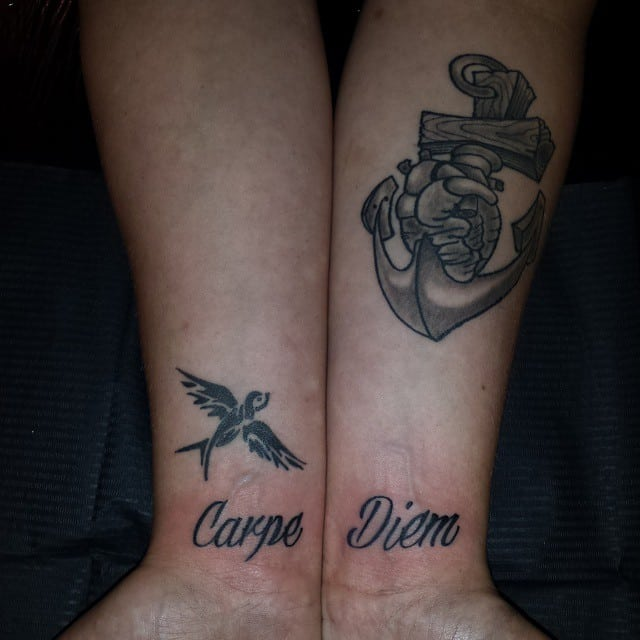 100 Best Carpe Diem Tattoos And Meanings May 2018 Ideas And Designs