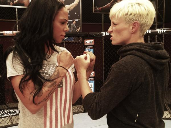 Photo Of The Day Sydney Leroux And Megan Rapinoe Finishers Ideas And Designs