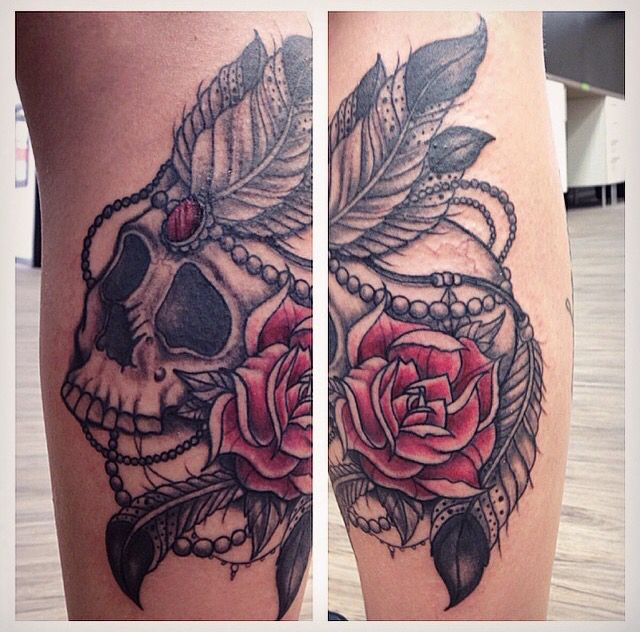 Best 25 Feminine Skull Tattoos Ideas On Pinterest Sugar Ideas And Designs