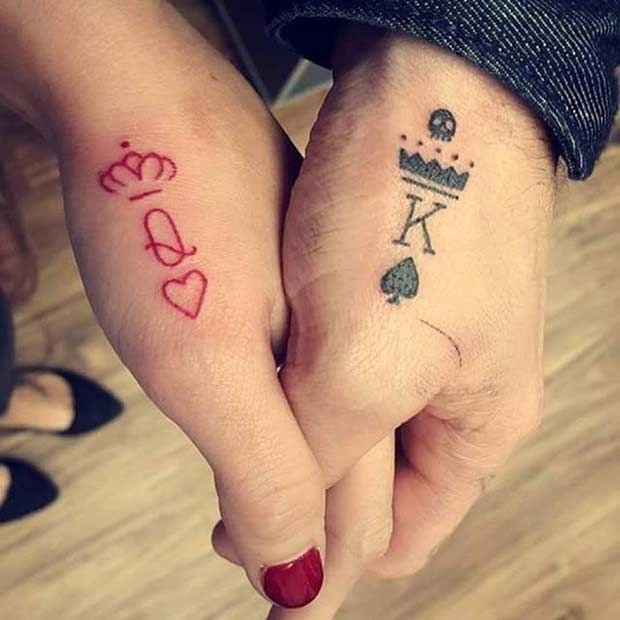 61 Cute Couple Tattoos That Will Warm Your Heart Ideas And Designs