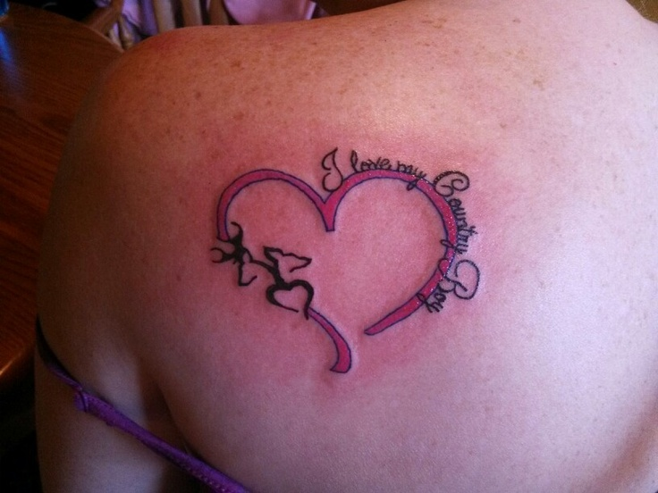 Best 25 Country Couple Tattoos Ideas On Pinterest Ideas And Designs
