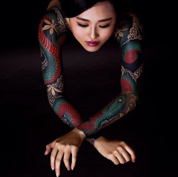 Pin On — Tattoos On Women Ideas And Designs