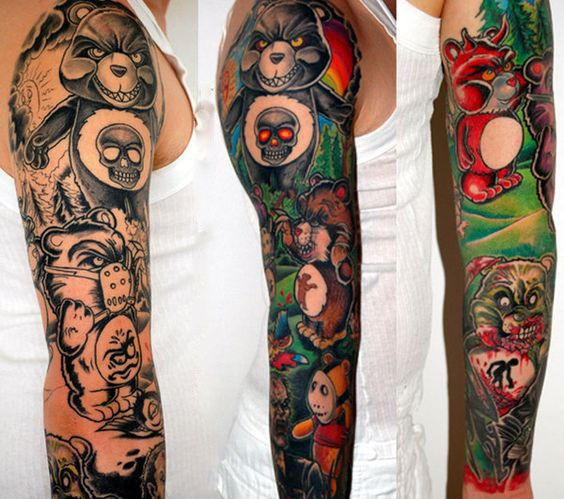 25 Unique Care Bear Tattoos Ideas On Pinterest Care Ideas And Designs