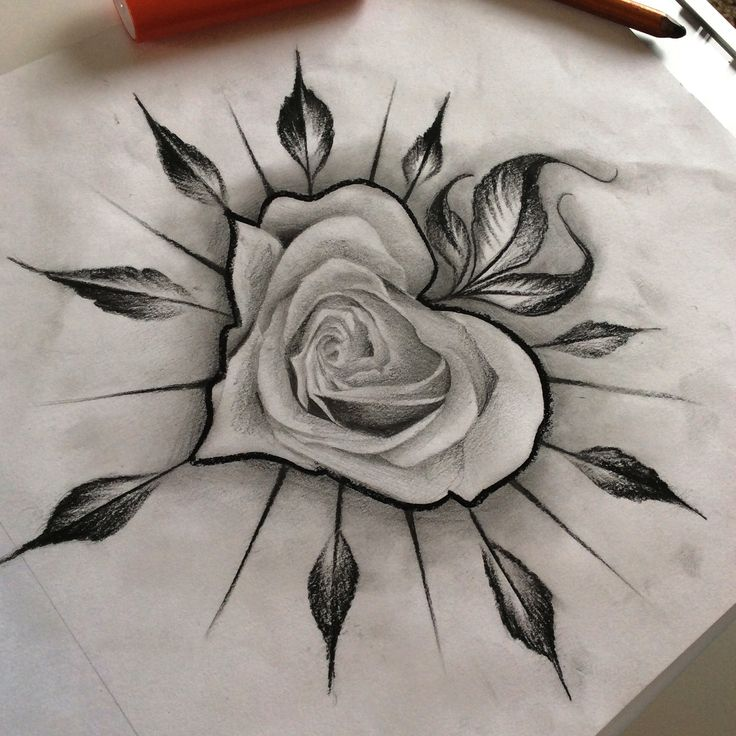 Best 20 Rose Drawing Tattoo Ideas On Pinterest Rose Ideas And Designs