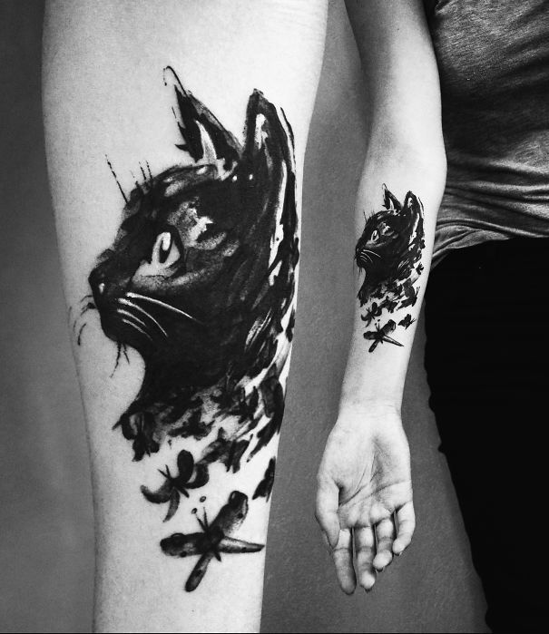 208 Of The Best Cat Tattoo Ideas Ever Tattoos Ideas Ideas And Designs