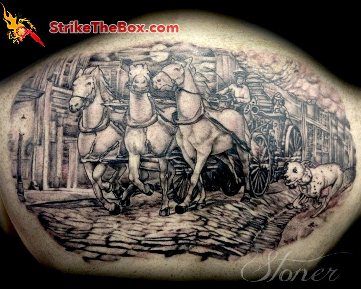 119 Best Firefighters Tattoos Images On Pinterest Ideas And Designs