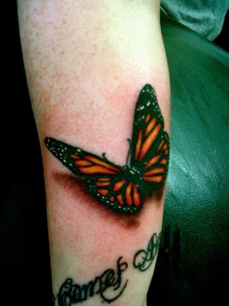 33 Best Monarch Butterfly Wrist Tattoos Images On Ideas And Designs