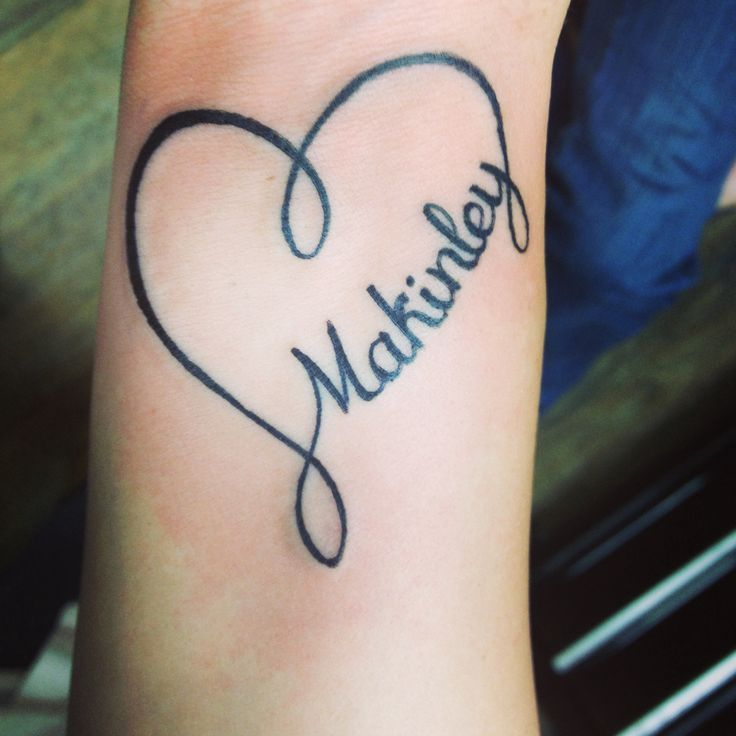 Tattoos For My Little Girl Via Naomi Pfeifer Bad *Ss Ideas And Designs