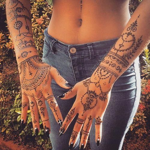 Henna Tattoos Images Designs How To Make Them And Take Ideas And Designs