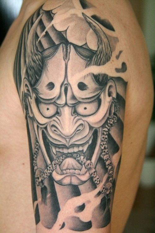 Best 25 Mask Tattoo Ideas On Pinterest Weird Tattoos Ideas And Designs