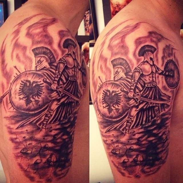 105 Best Albanian Tattoos Images On Pinterest Albania Ideas And Designs