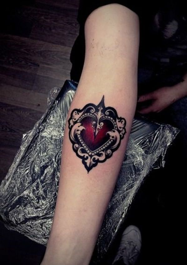 Best 25 Heart Tattoo Designs Ideas On Pinterest 3 Ideas And Designs