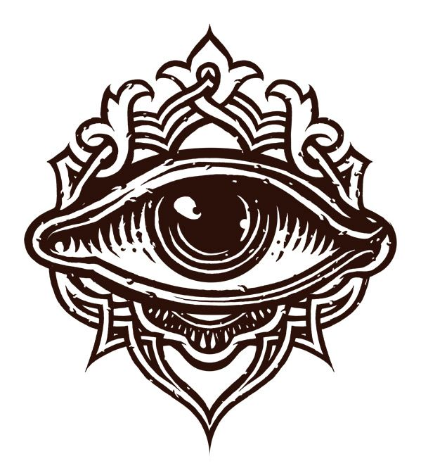 Best 25 Third Eye Tattoos Ideas On Pinterest Third Eye Ideas And Designs