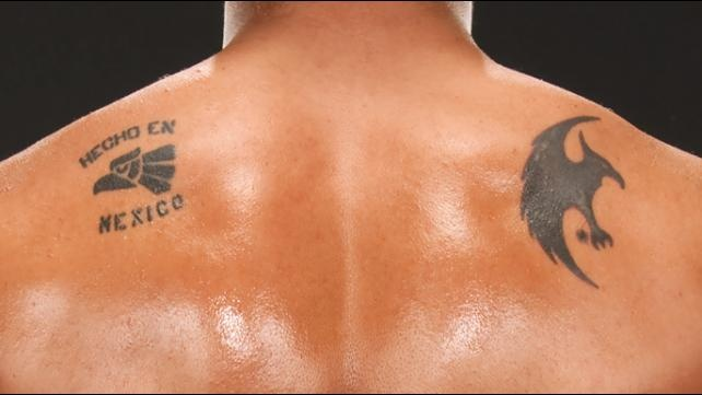 Wwe Alberto Del Rio Tattoos Alberto Del Rio Tattoos Ideas And Designs