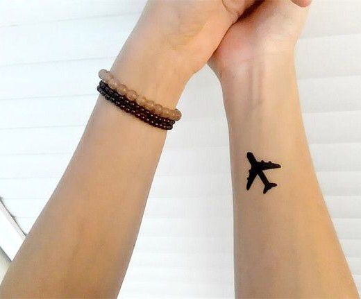 Airplane Tattoos Airplane Tattoos Tattoos Small Tattoos Ideas And Designs