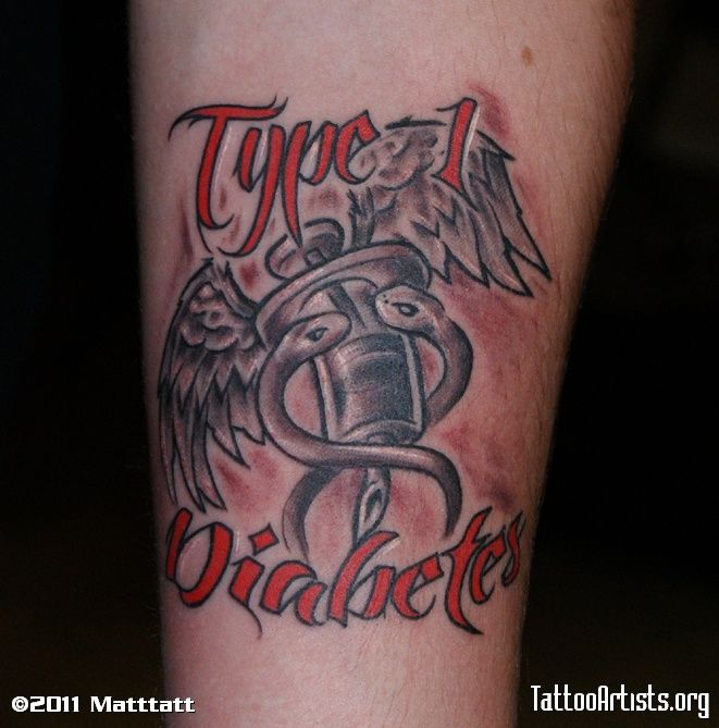 93 Best Diabetic Tattoos Images On Pinterest Diabetes Ideas And Designs
