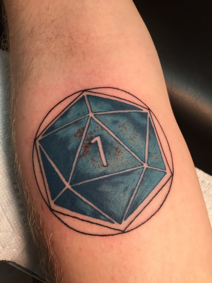 51 Best Icosahedron Tattoos Images On Pinterest Tattoo Ideas And Designs