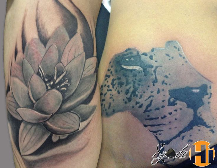 21 Best African Floral Tattoos Images On Pinterest Ideas And Designs
