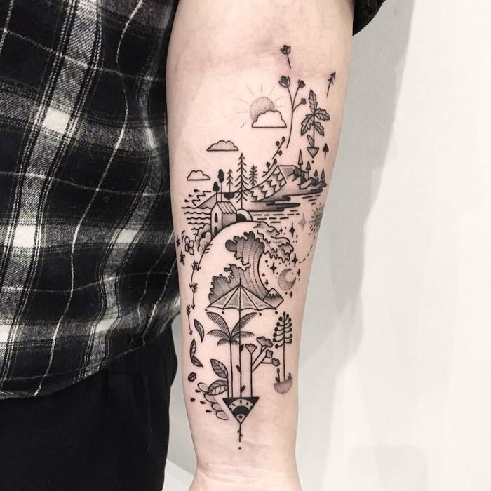 Best 25 Abstract Tattoos Ideas On Pinterest Delicate Ideas And Designs