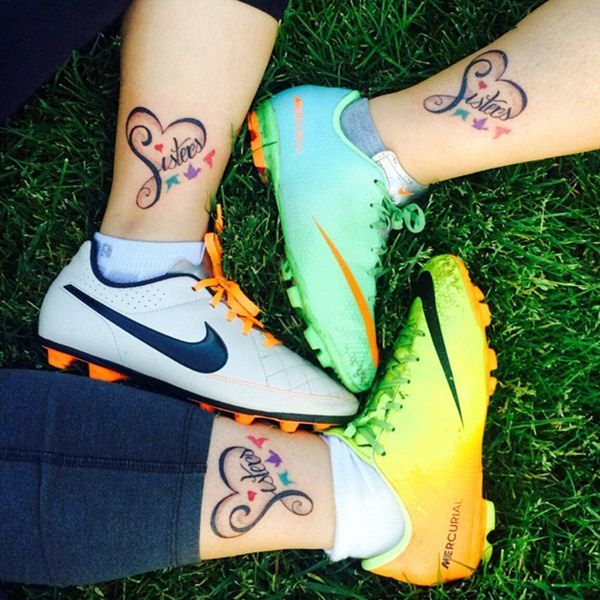 61 Endearing Sister Tattoo Designs With Meaning Liz Ideas And Designs