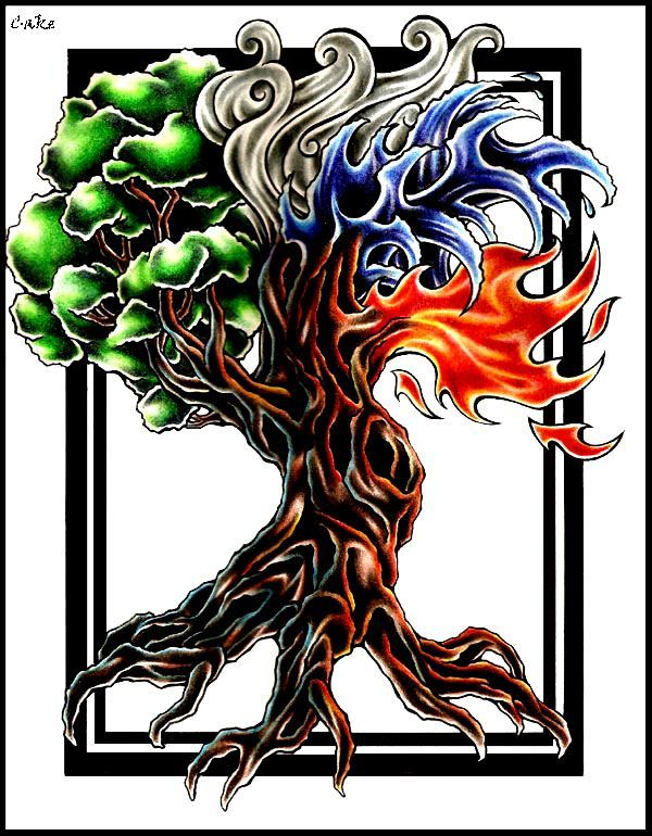 Best 25 Four Elements Tattoo Ideas On Pinterest Water Ideas And Designs